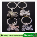 Promotion를 위한 금속 Motorcycle Key Chain