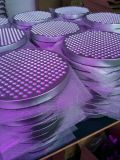 Factory Greenhouse Flower Vegetable Special Round 50W LED Grow Light UFO clouded