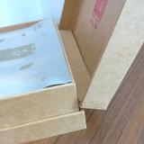 High-end переработанных жесткий картон подарочной упаковки для приготовления чая и расширительного бачка .