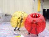 Sfera Bumper gonfiabile della bolla di Zorbing del corpo della sfera di vendita calda