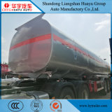 Brennstoff-/Diesel-/Benzin-Transport-halb LKW-Schlussteil-Tanker auf Lager