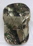 Casquillo del deporte del béisbol del camuflaje de la manera con bordado en el Velcro