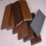 DIY WPC deck de madeira piso composto de plástico interior