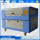 China Venda quente 80W CNC máquina de corte e gravação a laser de CO2