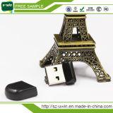 Lindo Mini negro impermeable Memory Stick