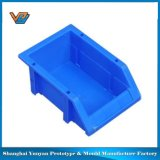 Serviço de impressão 3D azul
