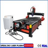 router di CNC di falegnameria di asse dei piedi 4*8 4 di 1300*2500mm con sotto l'asse rotativo