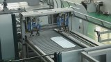 Высокое качество штамповки листовой металл в холодильник и кофеварка (GL008)