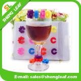 Fabricant de verre à vin en caoutchouc élégant en caoutchouc élégant (SLF-WG006)