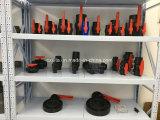 Manual de PVC de la válvula de mariposa 2''-8'' para el suministro de agua
