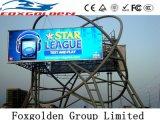 HD 풀 컬러 스크린 P10 옥외 임대료 발광 다이오드 표시