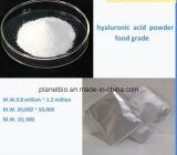 Peso molecular baixo grau de cosméticos ácido hialurônico Power 10Kda-100kda