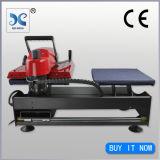 Última Novo Design Lados Dupla Calor Manual Pressione a máquina