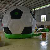 놀 것이다 아이들을%s 팽창식 축구 쾌활한 성곽