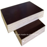 18mm Film Faced Plywood Poplar Core Construction