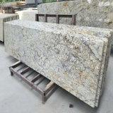Parte superiore/controsoffitti neri assoluti di pietra naturali materiali di vanità del granito della decorazione per la cucina/stanza da bagno