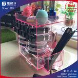 Hot Sale coloré de rouge à lèvres support en acrylique de rotation