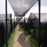 70%-90%陰のレート、屋外のHDPEの農業のシェーディングのネット