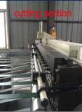 D Тип брезента машина с гидравлическим Shaftless Система загрузки