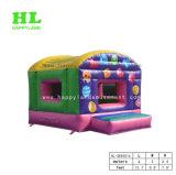 子供のための多彩な気球の主題の膨脹可能な警備員