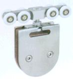 Колесо полуокружности стеклянное вися (QD-628A)