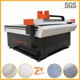 Schnelle Präzisions-mehrschichtige nichtgewebte Gewebe-Ausschnitt-Maschine 1313