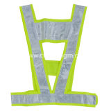 Alto Visibility Safety Traffic Reflective Vest per Kids