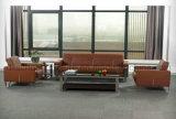 Sofá moderno de oficina de cuero Sofá para la venta (DX519)