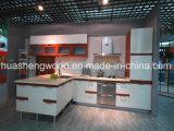 Горячая продажа современной кухней панели шкафы