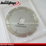 Bestop 4,5 дюйма влажной резки гранита Blade для рынка во Вьетнаме