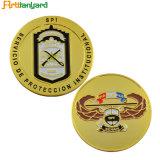 La conception de la police rétro Coin avec Double-Side