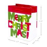 Qualidade de saco de papel a favor de terceiros, Favor aniversário de casamento e de bolsas de papel de Natal/filhos caixa Aniversário