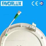 고품질 6W 둥근 LED 위원회 빛