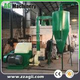 Alta tasa de molienda de grano de portátil alimentación de los molinos de martillo trituradoras molino