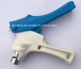 Layflat PVC flexible y cinta de goteo utilizar perforadora
