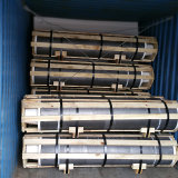 Elettrodi di grafite del carbonio del coke dell'ago del grado di UHP/HP/Np utilizzati per il forno ad arco elettrico per fabbricazione dell'acciaio