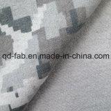 Panno morbido pieno della stampa cotone/della canapa (QF14-1466)