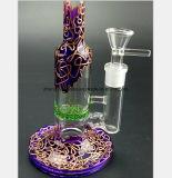 Purpurroter Prozessbienenwabe-Filter, der Glas-Pfeife aufbereitet