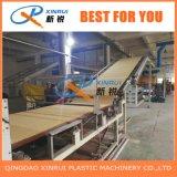 La ligne de production de tapis en PVC