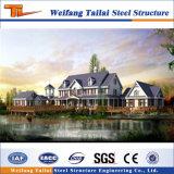 África do Sul Estrutura de aço leve House Casa prefabricadas