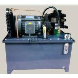 Petite centrale hydraulique faite sur commande bon marché