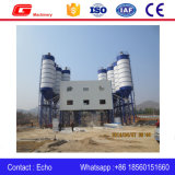 Large Capacity AUTOMATIC 120m3 Concrete Batching Mixing plans on of halls