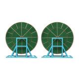 A concentração de adsorção de COV dois equipamentos convencionais de tratamento - Fase do Rotor Concentração Zeolite paralela