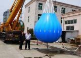 Saco de água de PVC 1,2mm para teste de carga da grua