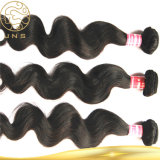 最上質の100%のブラジル人のバージンの人間の毛髪