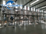 Pasar el certificado CE PED LVD 300L 500L 800L 1000L 2000l equipo de destilación de cerveza para completar la fábrica de cerveza