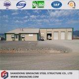 Magazzino di costruzione progettato prefabbricato della struttura d'acciaio della costruzione poco costosa