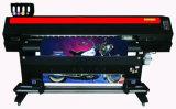 máquina solvente de la impresora de inyección de tinta del 1.7m Eco Digital con Epson Tx800 para el Sav