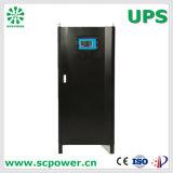 100kVA LCD 디스플레이 삼상 고주파 긴 백업 시간 병렬 온라인 UPS
