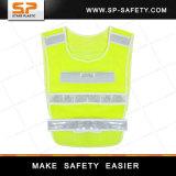 Veste elevada da visibilidade da veste feita sob encomenda da segurança
